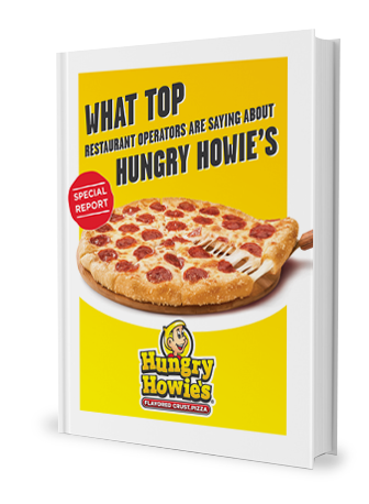 Hungry Howie's E-Book