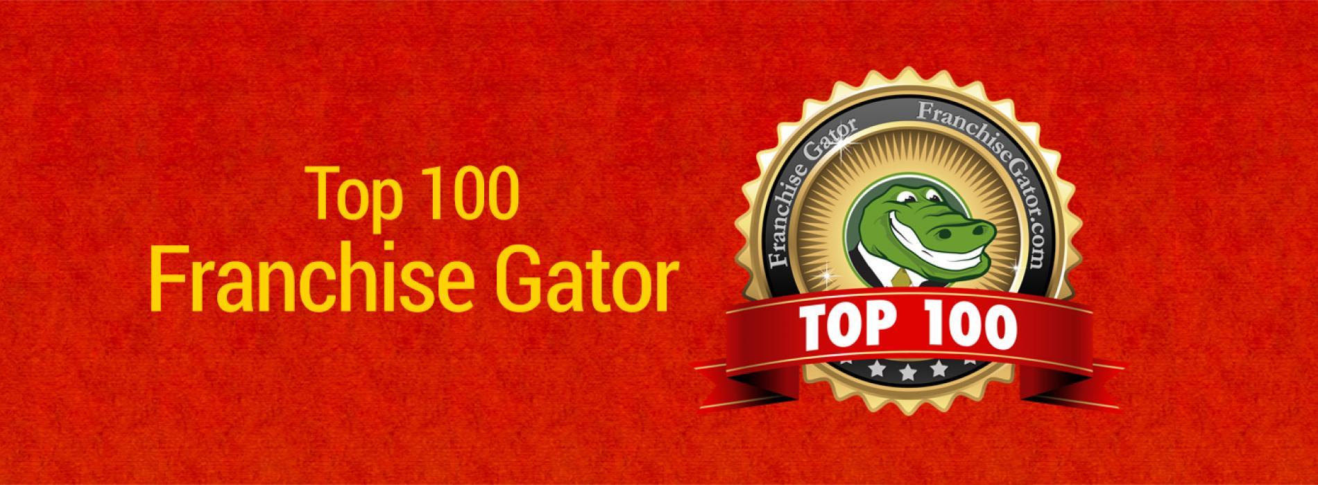 Top 100 Franchise Gator